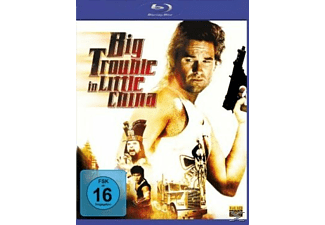 Big Trouble In Little China Action Blu-ray