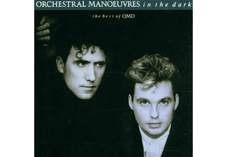 Omd BEST OF Pop CD