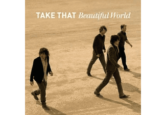 Take That Beautiful World Pop CD