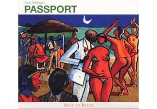 Passport - Back To Brazil [CD]