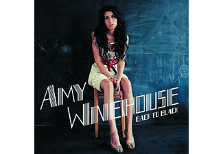 Amy Winehouse Back to Black Black/Soul/R&B/Gospel CD