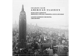 Gregor Bühl - American Classics-Music For Clarinet - (CD)