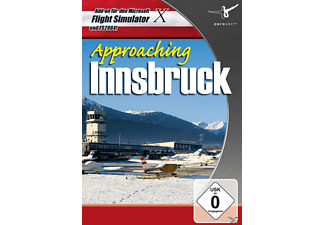 Approaching Innsbruck - Add-On für Flight Simulator X [PC]