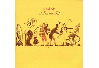 Genesis - Genesis - A Trick Of The Tail-Remaster - (CD)