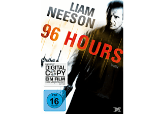 96 HOURS Action DVD