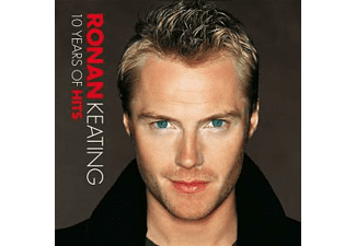 Ronan Keating 10 YEARS OF HITS Pop CD