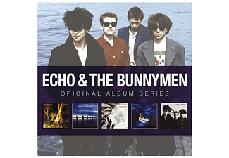 Echo & The Bunnymen - Original Album Series [CD]
