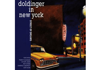 Klaus Doldinger - Doldinger In New York-Streets [CD]