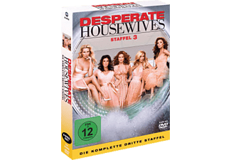 Desperate Housewives - Staffel 3 Komödie DVD