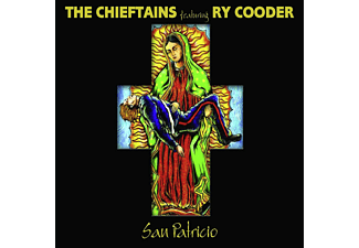 Ry Cooder, The Chieftains - San Patricio [CD]