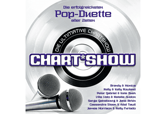 VARIOUS - Die Ultimative Chartshow-Pop-Duette [CD]