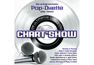 VARIOUS - Die Ultimative Chartshow-Pop-Duette - (CD)