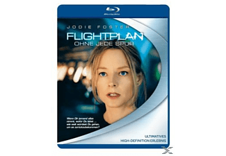 FLIGHTPLAN OHNE JEDE SPUR Action Blu-ray