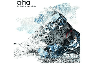 A-Ha FOOT OF THE MOUNTAIN Pop CD