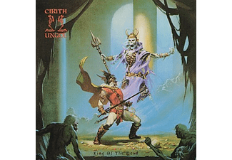 Cirith Ungol - KING OF THE DEAD (RE-RELEASE) [CD]