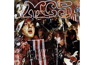 MC5 - Kick Out The Jams [CD]