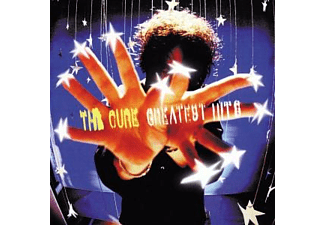 The Cure GREATEST HITS Rock CD
