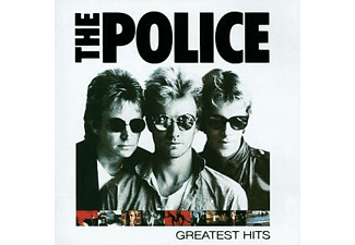 The Police GREATEST HITS Pop CD
