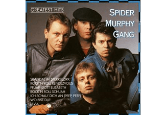 Spider Murphy Gang - Greatest Hits - (CD)