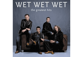 Wet Wet Wet GREATEST HITS Pop CD