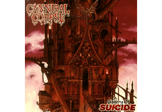 Cannibal Corpse - GALLERY OF SUICIDE (CENSORED) [CD]