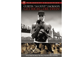 Get Rich Or Die Tryin' Drama DVD