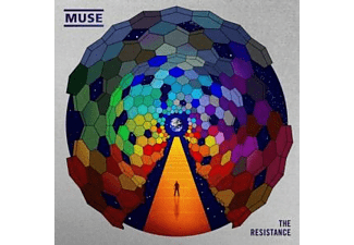 Muse RESISTANCE Rock/Pop CD
