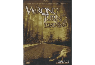 WRONG TURN 2 DEAD END Horror DVD