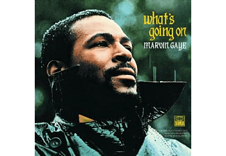 Marvin Gaye WHAT S GOING ON (REMASTERE) Rock/Pop CD