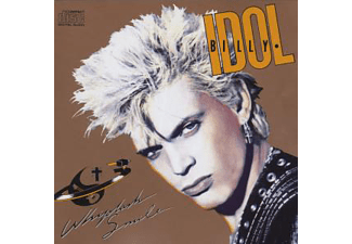 Billy Idol - Whiplash Smile - (CD)