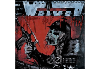 Voivod - War And Pain [CD + DVD Video]