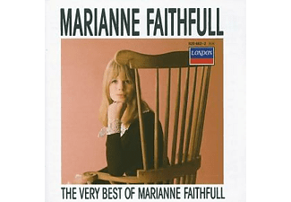 Marianne Faithfull VERY BEST OF Pop CD