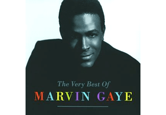 Marvin Gaye VERY BEST OF Black/Soul/R&B/Gospel CD