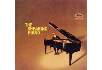 George Shearing - THE SHEARING PIANO - (CD)