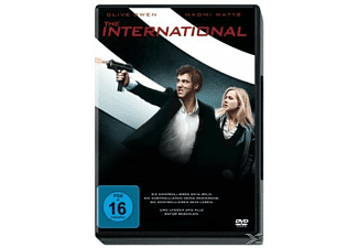 INTERNATIONAL Thriller DVD