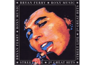 Bryan Ferry STREET LIFE 20 GREAT HITS Pop CD