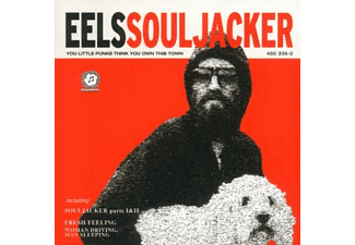 The Eels SOULJACKER Rock/Pop CD