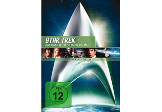 Star Trek 5: Am Rande des Universum - Remastered Science Fiction DVD