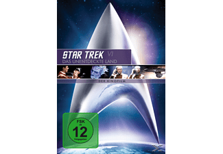 Star Trek 06 - Das unentdeckte Land Science Fiction DVD