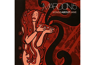 Maroon 5 Songs About Jane Rock CD