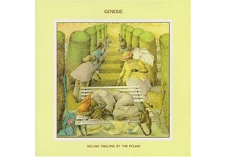 Genesis - Genesis - Selling England By The Pound [CD]
