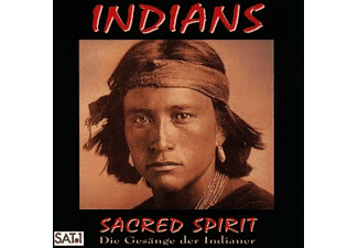 Sacred Spirit INDIANS Pop CD