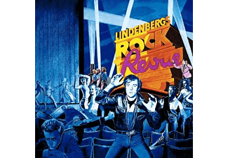 Udo Lindenberg - Rock Revue [CD]