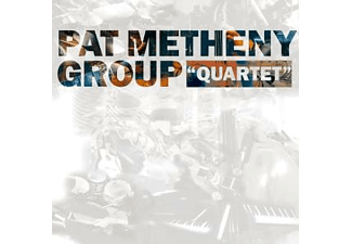 Pat Metheny - Quartet [CD]