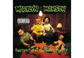Marilyn Manson PORTRAIT OF AN AMERICAN FA Rock/Pop CD
