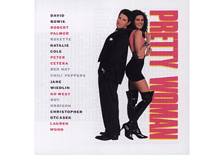 Ost/Various PRETTY WOMAN Soundtrack CD