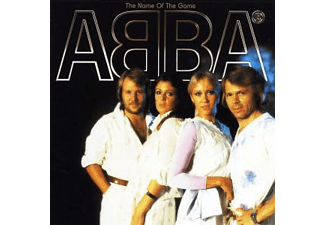 ABBA - THE NAME OF THE GAME - (CD)