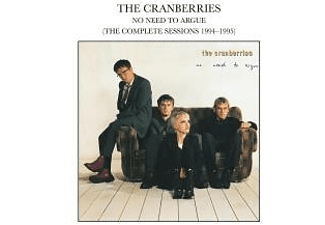 The Cranberries NO NEED TO ARGUE - COMPLETE SESSION (+BONUS TRACK) Pop CD