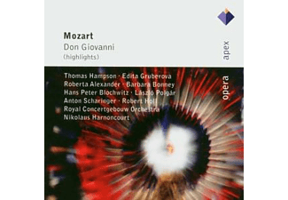 Nikolaus Harnoncourt - Don Giovanni (Az) [CD]