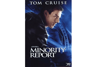 Minority Report Action DVD